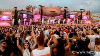 Parookaville 2021: Festival in Weeze fällt wegen der Corona-Pandemie aus - Westdeutsche Allgemeine Zeitung