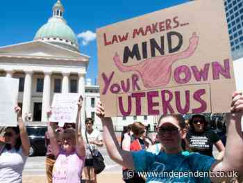 'Unbelievable': Women rage at Texas lawmakers as they approve abortion ban as early as six weeks
