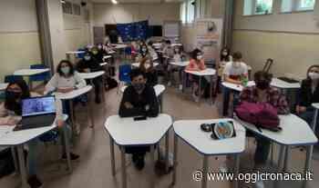 """Il Liceo """"Peano"""" di Tortona ha festeggiato l'Europa - Oggi Cronaca"""