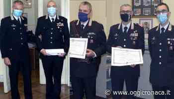 Tre Carabinieri di Tortona premiati: sono Graziano Del Rio, Andrea De Sorricellis e Gianmario Bellazzi - Oggi Cronaca