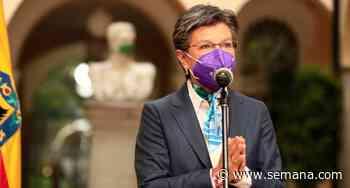 ¡Atención! Claudia López anunció que tiene coronavirus - Semana