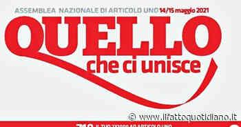 """Assemblea nazionale di Articolo Uno, """"Quello che ci unisce"""": la diretta"""