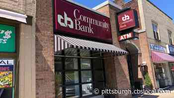 Suspect Caught Blocks Away After Brookline Bank Robbery