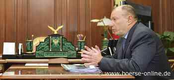 Wladimir Potanin: Russlands Reichster vermehrt sein Vermögen während der Corona-Krise