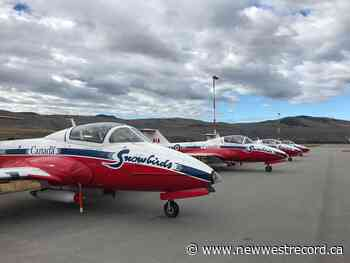 Snowbirds add Vancouver date to fly over city - The Record (New Westminster)