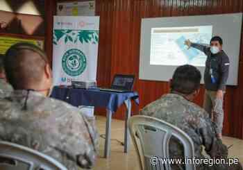 Tingo María: Impulsan integración de personal militar en actividades productivas - INFOREGION
