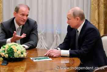 Putin bemoans Ukraine's crackdown on pro-Russia opposition