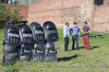 Lucas Ghi instalará dependencia de la Policía Federal en Morón a cargo del municipio - La Izquierda Diario