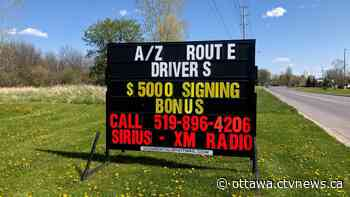 Businesses in Brockville, Kemptville find hiring new employees a challenge - CTV News Ottawa