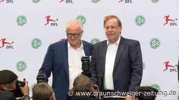 DFB: Urteil im Verfahren gegen Präsident Keller vertagt