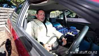 New Plymouth man facing another winter living in his car while waiting for a public housing space - Stuff.co.nz