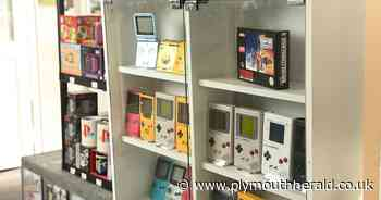 Take a look inside Revival Games, Plymouth's new retro games store - Plymouth Live