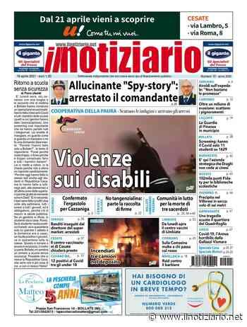 Disabili maltrattati a Cesate; la spy story tra comandanti partita a Baranzate   ANTEPRIMA - Il Notiziario - Il Notiziario