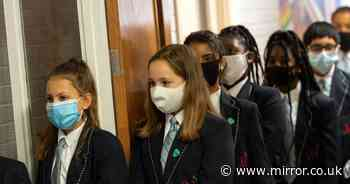 Secondary school pupils in north to continue to wear face masks until June 21