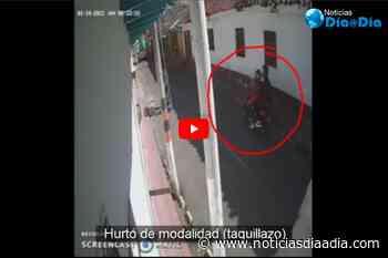 En Cajicá y Tabio, Cundinamarca, capturan asaltantes de banco - Noticias Día a Día