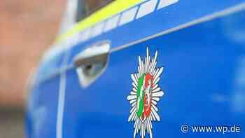 Polizei in Schmallenberg sucht Unfallfahrer - Westfalenpost
