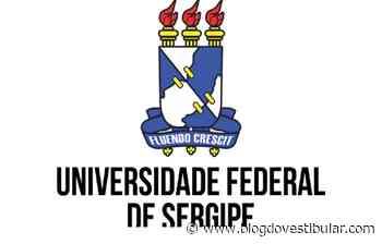 UFS divulgou inscrição do Vestibular 2021 referente ao campus de Lagarto - Blog do Vestibular