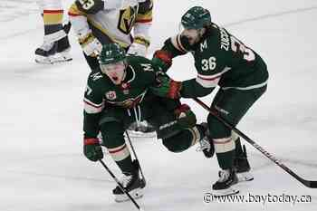 Kirill the thrill: Russian rookie Kaprizov big boost to Wild
