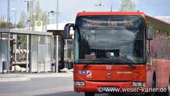 Frisches Geld für die Buslinie 630 von Zeven nach Bremen - WESER-KURIER - WESER-KURIER