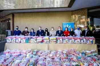 Grêmio Náutico União doa 141 cestas básicas à campanha POA Que Doa - Jornal do Comércio