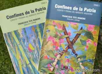 Se presenta la colección Confines de la Patria - Diario NORTE