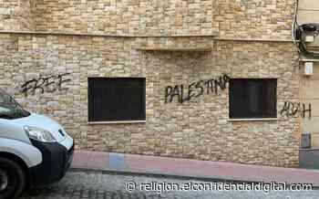 """Judíos de España condenan la pintada """"Free Palestina"""" en una sinagoga - Religión Confidencial"""
