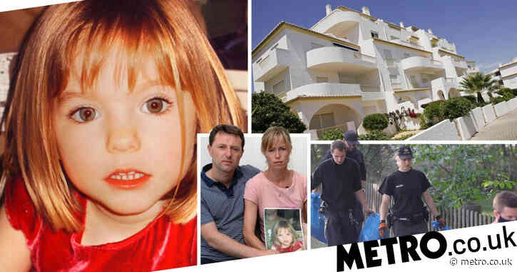 Search for Madeleine McCann will continue 'until there is nothing left to do'