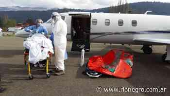 Coronavirus: 14 pacientes con asistencia respiratoria esperan una cama en UCI en El Bolsón - Diario Río Negro