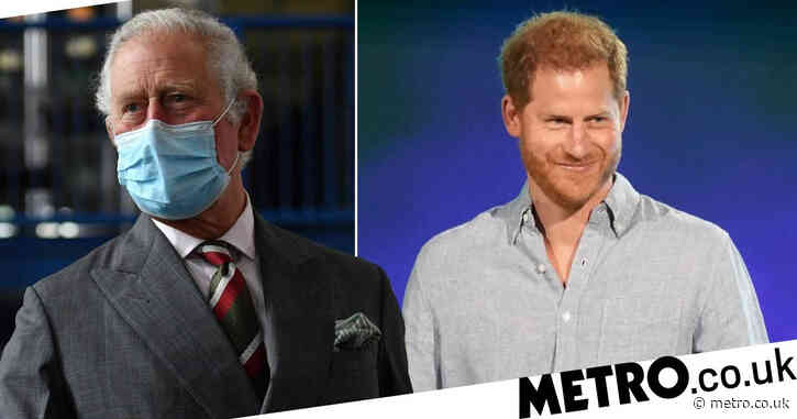Charles dodges questions on Harry after duke speaks of 'genetic pain and suffering'