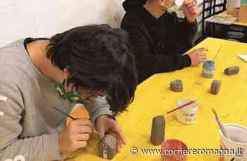 Officina per creare a Cesena: giovani disabili al lavoro - Corriere Romagna