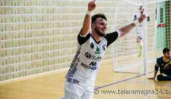 """CALCIO A 5: Askl-Cesena nel 2° turno playoff, """"Cerchiamo qualcosa di storico""""   VIDEO - Teleromagna24"""