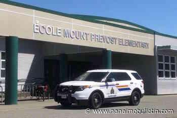 Gardner finds buried explosives, sparking evacuation of Cowichan school