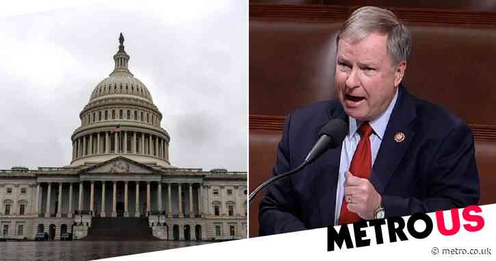 Republican lawmaker 'let son live in US Capitol basement for weeks and spread Covid'