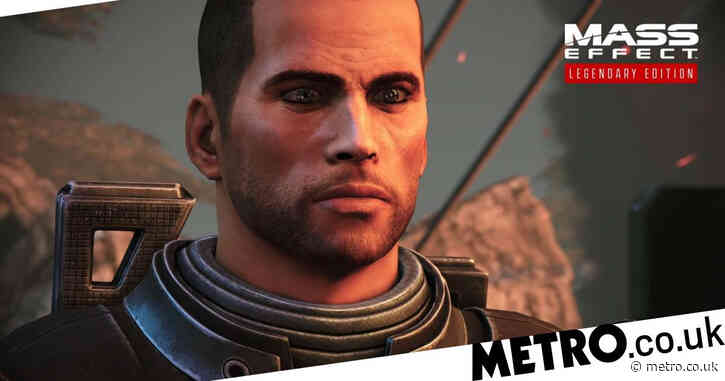 What consoles is Mass Effect Legendary Edition available on?