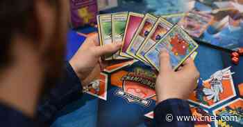Pokemon trading cards removed from Target, Walmart shelves     - CNET