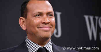 Alex Rodriguez and Partner Reach Deal on Timberwolves and Lynx