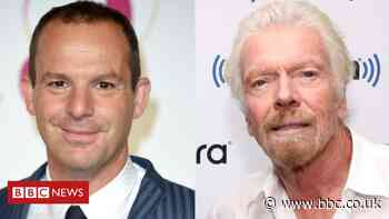 Martin Lewis and Sir Richard Branson's names most used by scammers - BBC News