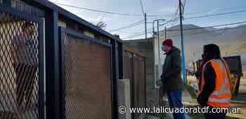 LOS VECINOS DEL MIRADOR DEL OLIVIA YA ELIGIERON NOMBRES PARA EL PLAYÓN DEPORTIVO Y LA PLAZA DEL BARRIO - La Licuadora - La Licuadora