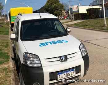 "La oficina móvil de ANSES atenderá en el playón del hospital ""Masvernat"" - Elentrerios.com"