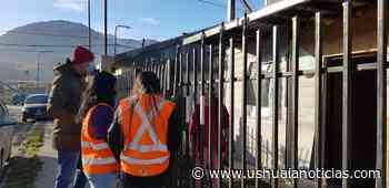 El playón y la plaza del Barrio Mirador del Olivia ya tienen nombres - Ushuaia Noticias