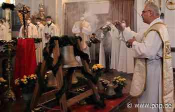 Glockenspiel der Pfarr- und Wallfahrtskirche geweiht - Passauer Neue Presse