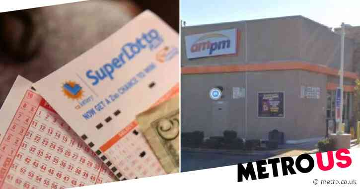 Woman 'lost $26million lottery ticket in pants she put in the laundry'