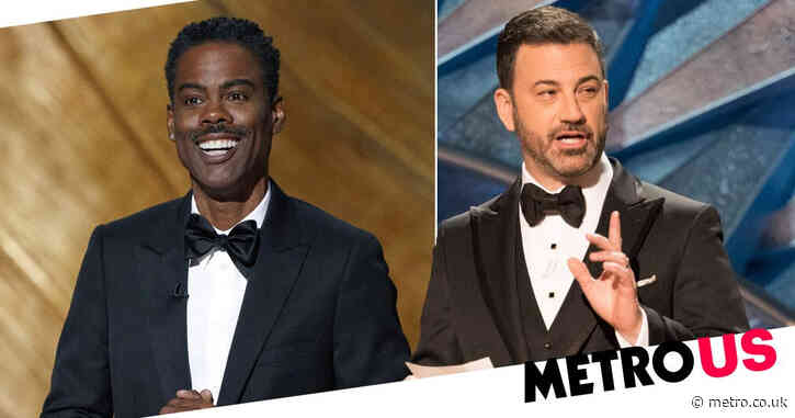 Jimmy Kimmel and Chris Rock 'relieved' they weren't in 2021 Oscars as they slate 'humourless' show