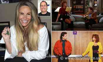 Tawny Kitaen shared details about her secret romance with Jerry Seinfeld years before her death - Daily Mail