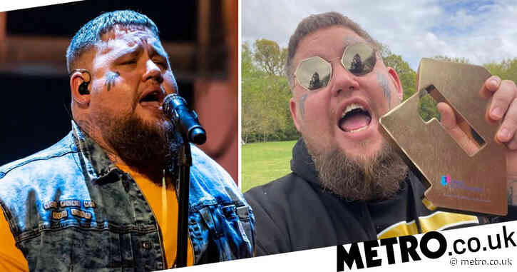 Rag'n'Bone Man scoops second number one album as fastest-selling solo artist of 2021