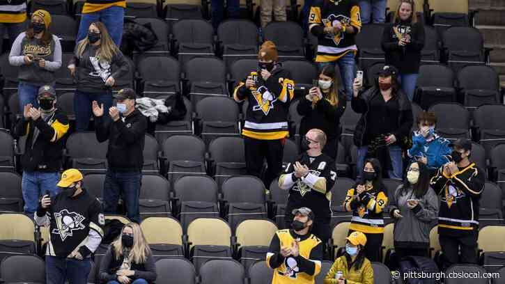 Pittsburgh Penguins: Fans Must Wear Masks For Playoff Games At PPG Paints Arena