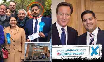 Priti Patel in £20m PPE lobbying storm