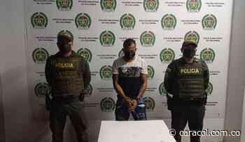 En Magangué capturado 'Janer' por presunto homicidio - Caracol Radio