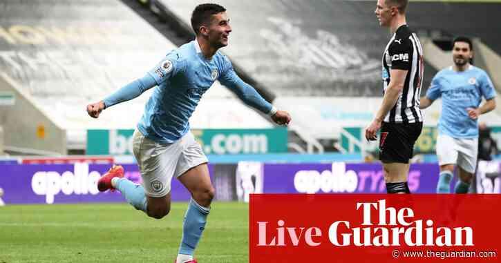 Newcastle 3-4 Manchester City: Premier League – live!
