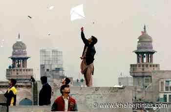 Pakistan: Youth defy ban on kite flying during Eid holidays - Khaleej Times